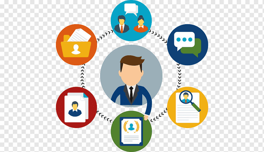 Recruitment Résumé Business process Letter, Business, text, human Resource Management, resume png | PNGWing